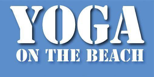 Sunday Beach Yoga