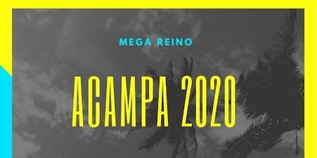 Acampamento De Carnaval 2020 - Mega Reino ingressos