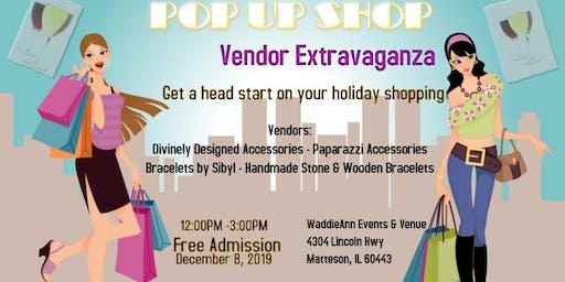 Pop-Up Shop Extravaganza