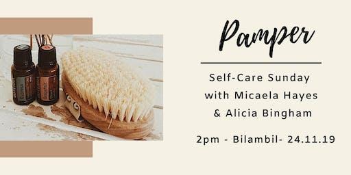 Pamper: Self-Care Sunday