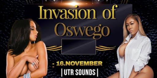 Invasion of Oswego