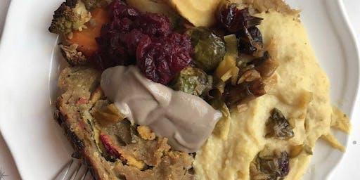 CENONE DI NATALE 2019: Vegan Italian Christmas