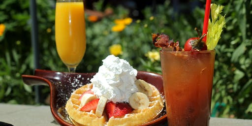 Brunch & Bubbly in The  Groves | RSVP Now!
