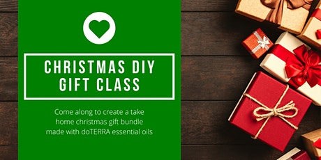 Christmas Connect & Create DIY Class tickets