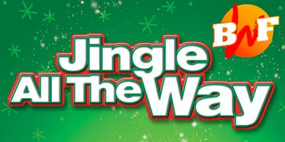BWF WRESTLING Jingle All The Way Saturday DEC 7TH