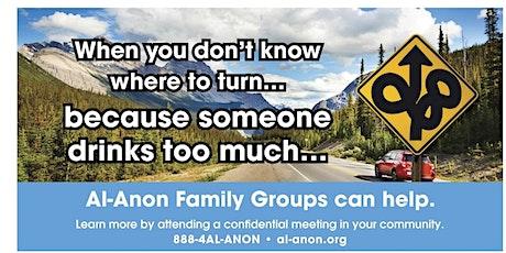 Al-Anon Family Groups: Stockdale Serenity  tickets