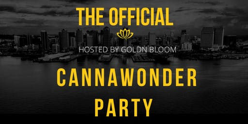 THE OFFICIAL CANNAWONDER PARTY!