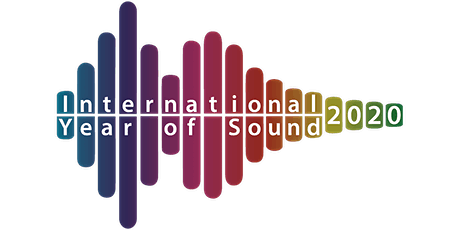 International Year of Sound 2020 OPENING billets