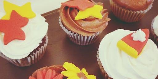 Fall Open Cupcake Lab! - Easton