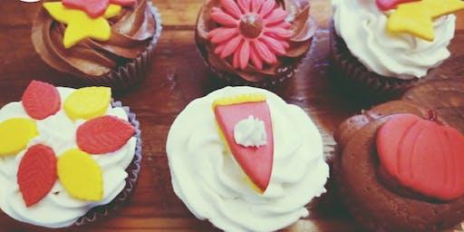 Fall Open Cupcake Lab! - Harrisburg