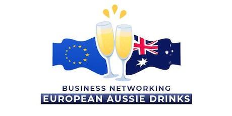European Aussie Drinks (Sydney) - Thursday 30 January 2020 tickets