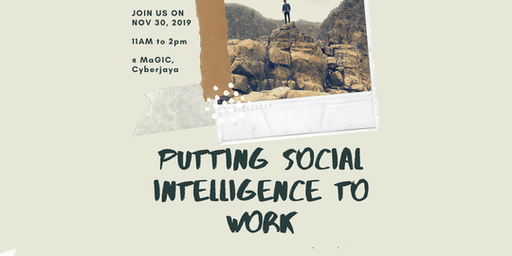 Putting Social Intelligence to Work