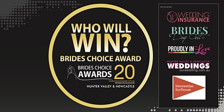 Hunter Valley & Newcastle Brides Choice Awards Gala Cocktail Party 2020 tickets