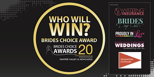 Hunter Valley & Newcastle Brides Choice Awards Gala Cocktail Party 2020