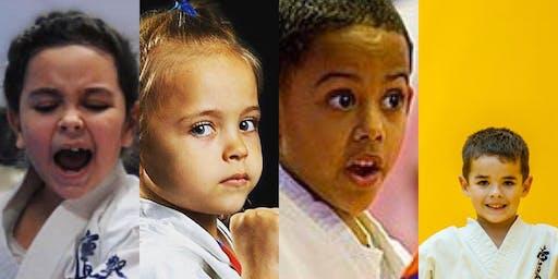 Kyokushin Karate Kids Classes / Arlington / ages 7 and up