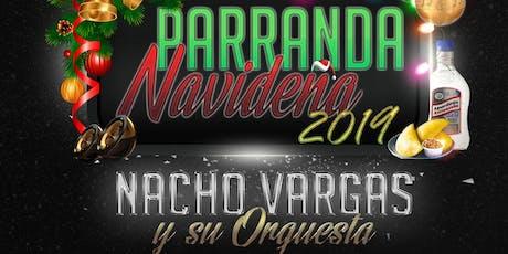 Parranda Navideña 2019 tickets