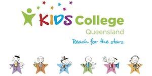 Kids College Queensland - JuniorVersity 3-Day Program...