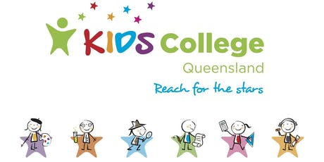 Kids College Queensland - JuniorVersity 3-Day Program @ UQ tickets