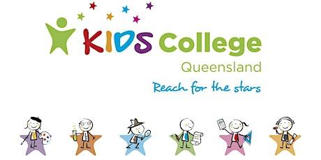 Kids College Queensland - JuniorVersity 3-Day Program @ UQ tickets