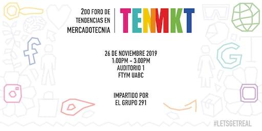 TENMKT: 2do Foro de Tendencias en Mercadotecnia