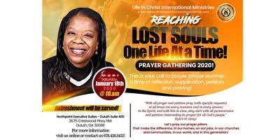 Prayer Gathering 2020