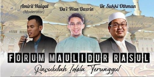 Forum Maulidur Rasul