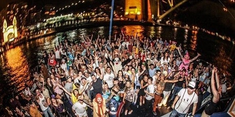 Halloween Cruise XIV  Sydney Party Cruise. (Sydney's best Halloween Cruise) tickets