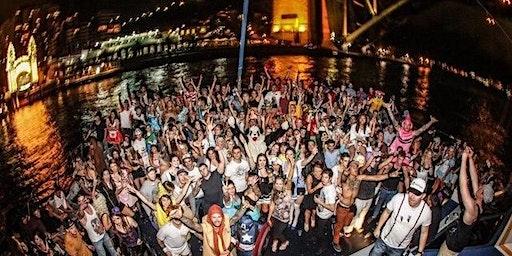 Halloween Cruise XIV  Sydney Party Cruise. (Sydney's best Halloween Cruise)