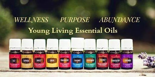 Health and Abundance with Young Living Essential Oils