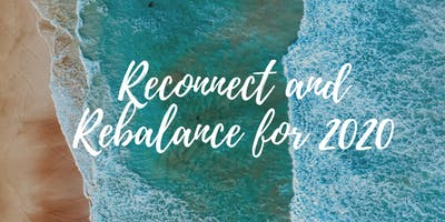 Reconnect and Rebalance for 2020