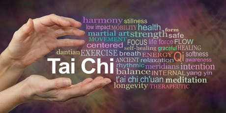 Tai Chi For All tickets