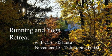 Running and Yoga Retreat tickets