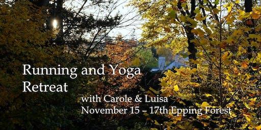 Running and Yoga Retreat