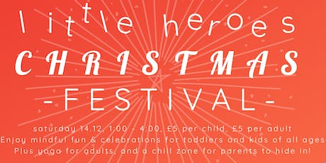 Little Heroes Christmas Festival tickets