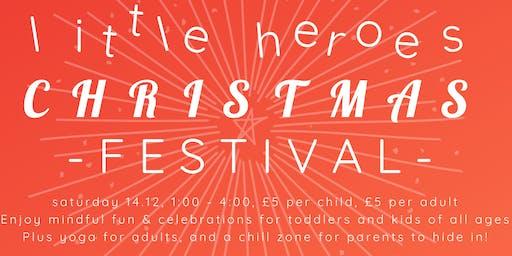 Little Heroes Christmas Festival