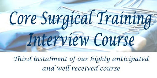 Core Surgical Training Interview Course: Harlow