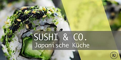 How to make Sushi - Kochkurs mit Sebastian Müller Tickets