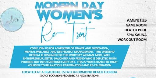 Modern Day Women's Re-Treat
