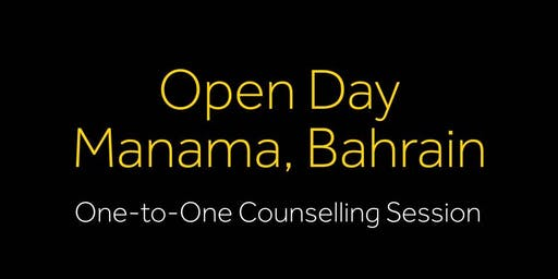 The Manchester Global Part-time MBA One-to-One Counselling in Bahrain