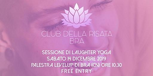 Club della Risata - Bra - Sessione gratuita - Sabato 14 dicembre 2019