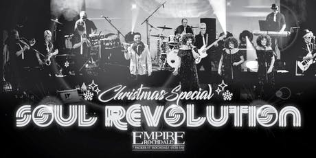 Soul Revolution - Christmas Special tickets