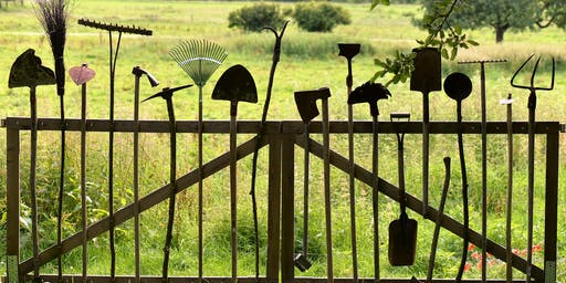 Garden History in Ten Objects