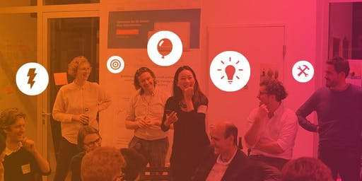 Service Design Drinks | The Future of Creativity