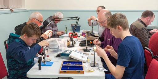 Rhyl & St Asaph Anglers Fly Tying Session