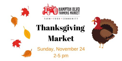 Thanksgiving Market