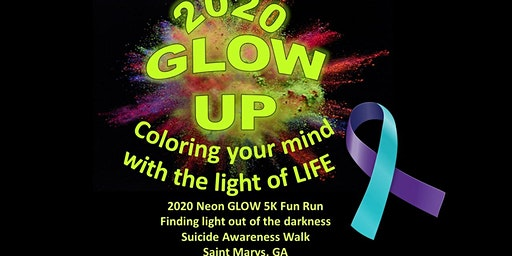 GLOW Up: Suicide Prevention Event & 5K