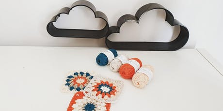 Learn to Crochet at John Lewis Bluewater - Granny Squares for Beginners  tickets