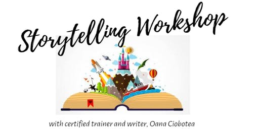 Storytelling Workshop - Realize the influence of stories in your own life