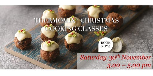 Thermomix Christmas Cooking Class Bristol