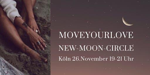 Women-New-Moon-Circle Köln